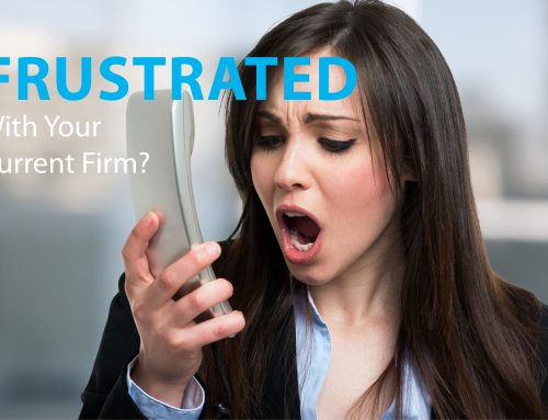 Frustrated at Current Firm?